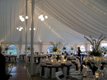 Rentals of Tables, Chairs & Linens 5