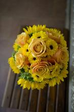 Sunshine Bridal Bouquet