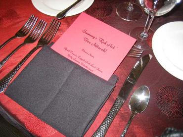 Custom Menu Cards 3