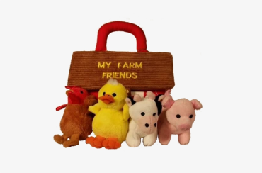 Farm Friends Playset