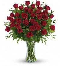 3x The Charm: 3 Dozen Red Roses