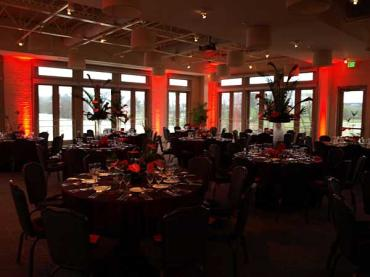 Red Hot Bar Mitzvah - Lighting