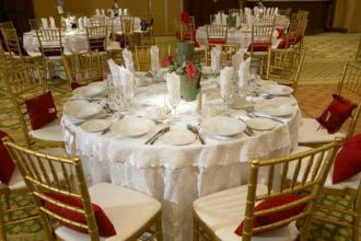 Rentals of Tables, Chairs & Linens 3