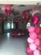 Hot Pink Baby Shower