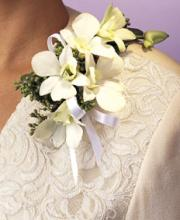Pin-on Wedding Corsage