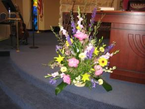 Bright Bima Arrangement