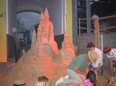 Regal Sand Castle