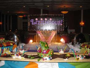 Liz Custom Ice Sculpture
