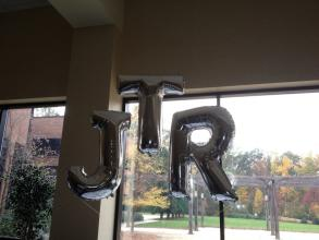 Balloon Letters & Numbers