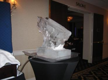 Custom Ice Sculpture 8