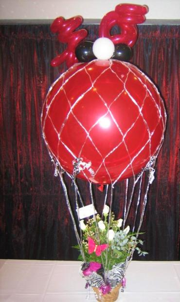 Hot Air Valentine