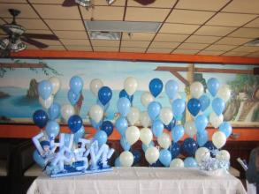 Balloon Photo Backdrop