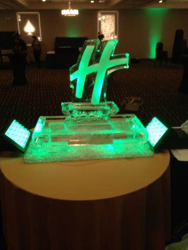Custom Ice Sculpture 3