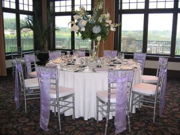Rentals of Tables, Chairs & Linens 2
