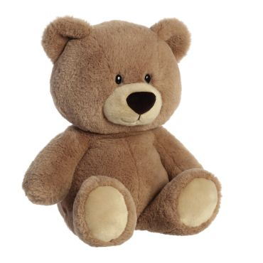 Large Taupe Bear