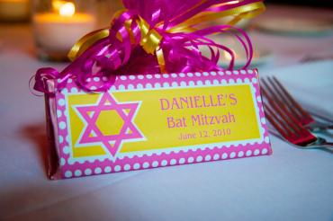 Custom Chocolate Party Favors