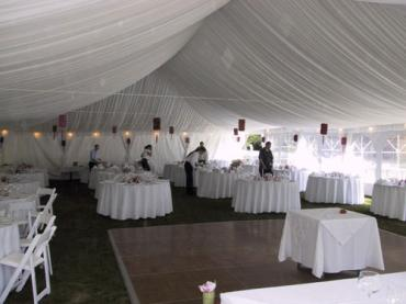Rentals of Tables, Chairs & Linens 4