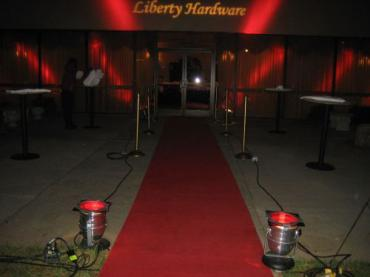 Liberty Red Gobo Name