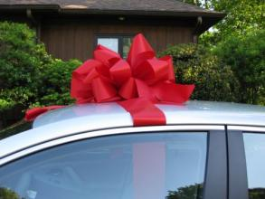 New Car Bow