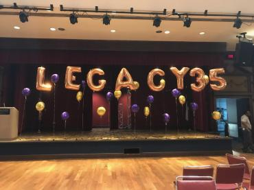 Legacy Stage Letters