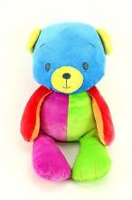 Popsicle Bear w/ Rattle