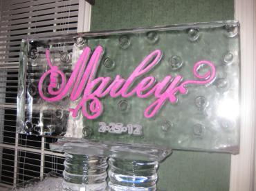 Custom Ice Sculpture 4