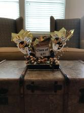 Custom Reunion Centerpiece
