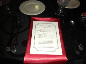 Custom Menu Cards 1