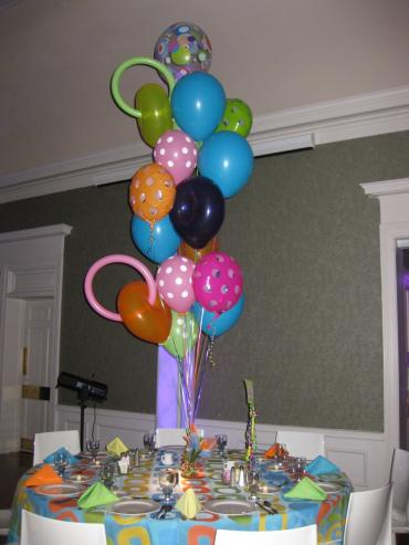 Fun & Funky Balloon Bouquet